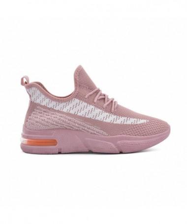 Pantofi Sport De Dama Spedi Roz Cu Alb - Trendmall.ro