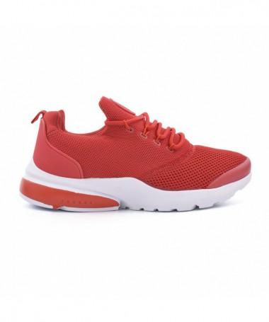 Pantofi Sport De Barbati Nova Rosii - Trendmall.ro