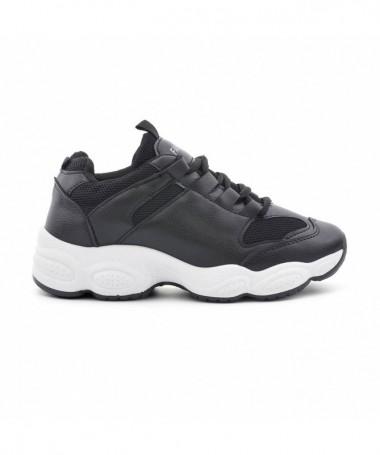 Pantofi Sport De Dama Gravi Negri - Trendmall.ro