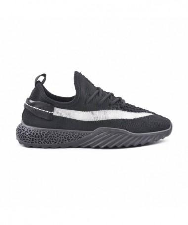 Pantofi Sport De Dama Reset Negri - Trendmall.ro