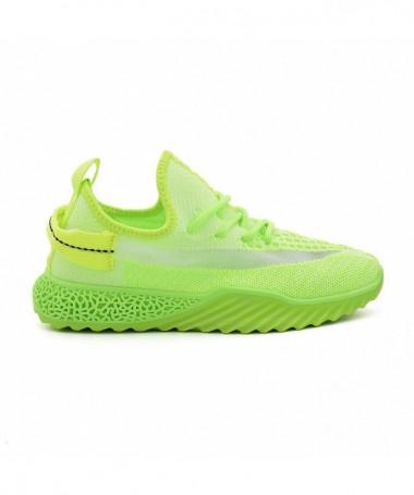Pantofi Sport De Dama Reset Verzi - Trendmall.ro