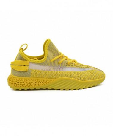 Pantofi Sport De Dama Reset Galbeni - Trendmall.ro