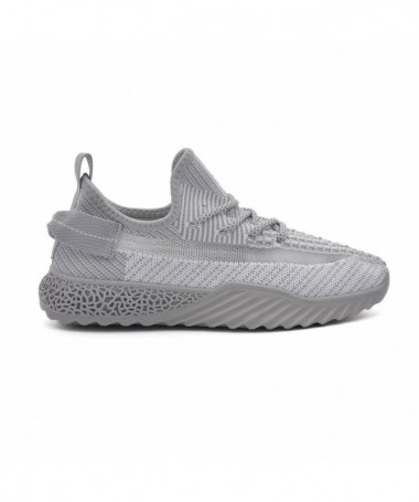 Pantofi Sport De Dama Reset Gri - Trendmall.ro