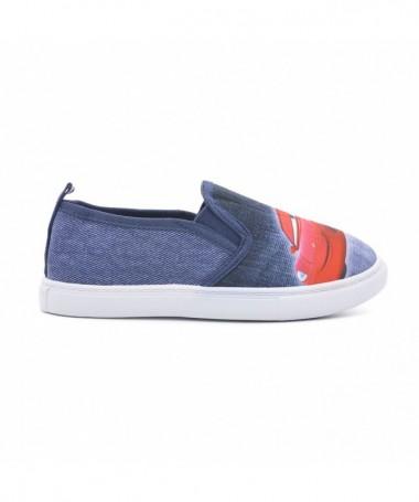 Espadrile De Copii Mika Jeans - Trendmall.ro