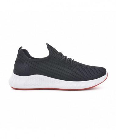 Pantofi Sport De Barbati Carlio Negri - Trendmall.ro