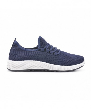 Pantofi Sport De Barbati Dur Albastri - Trendmall.ro