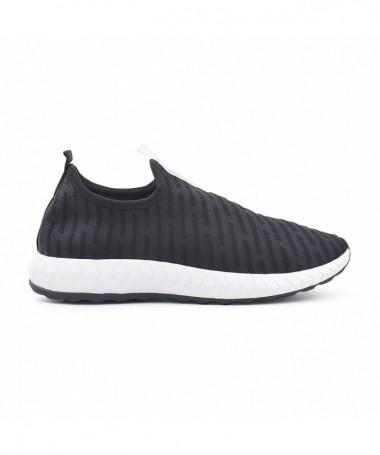 Pantofi Sport De Barbati Lovin Negri - Trendmall.ro