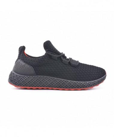 Pantofi Sport De Barbati Enice Negri - Trendmall.ro