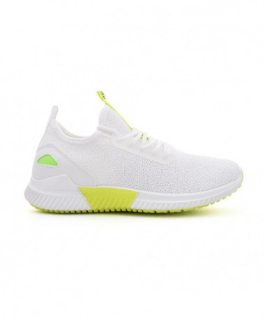 Pantofi Sport De Dama Novac Albi - Trendmall.ro
