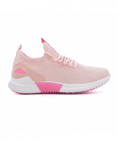 Pantofi Sport De Dama Novac Roz - Trendmall.ro