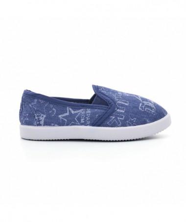 Espadrile De Copii Depo Albastre - Trendmall.ro