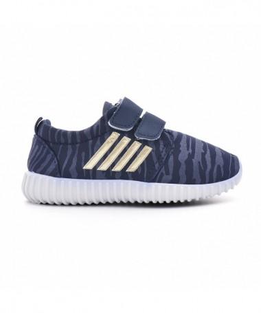 Pantofi Sport De Copii Bilbo Albastri - Trendmall.ro