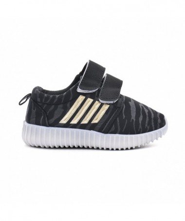 Pantofi Sport De Copii Bilbo Negri - Trendmall.ro