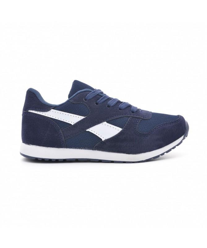 Pantofi Sport De Copii Ferdi Albastri - Trendmall.ro