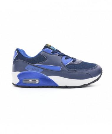 Pantofi Sport De Copii Maxix Albastri - Trendmall.ro