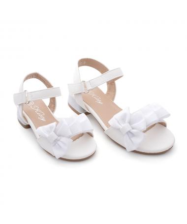 Sandale De Copii Ribo Albe - Trendmall.ro