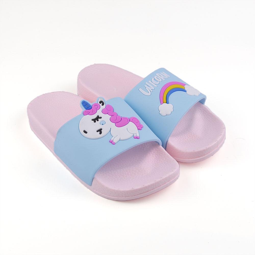 Slapi De Copii Unicorn Roz - Trendmall.ro