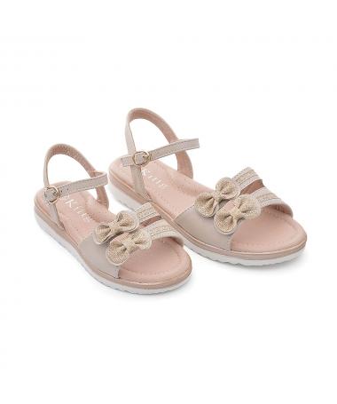 Sandale De Copii Enidi Bej - Trendmall.ro