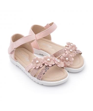 Sandale De Dama Sorina Roz - Trendmall.ro