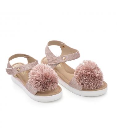 Sandale De Copii Celia Roz - Trendmall.ro