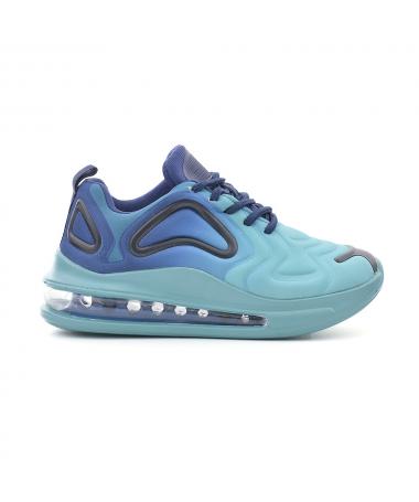 Pantofi Sport De Copii Unisaris Albastru Deschis - Trendmall.ro