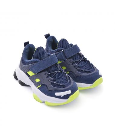 Pantofi Sport De Copii Reter Albastri - Trendmall.ro