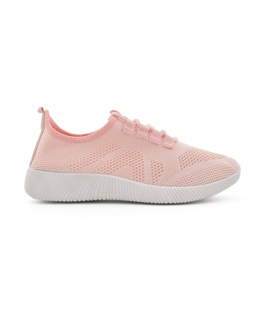 Pantofi Sport De Dama Garel Roz - Trendmall.ro