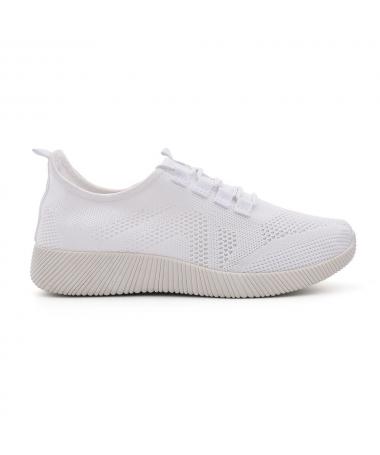 Pantofi Sport De Dama Garel Albi - Trendmall.ro