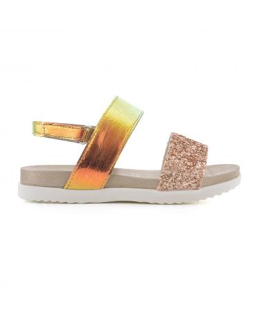 Sandale De Copii Arina Auri - Trendmall.ro