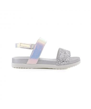 Sandale De Copii Arina Argintiu - Trendmall.ro
