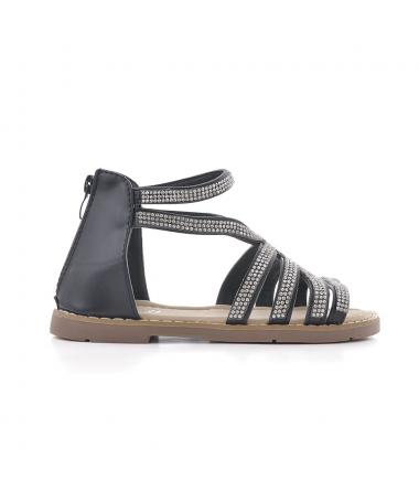 Sandale De Copii Barini Negri - Trendmall.ro