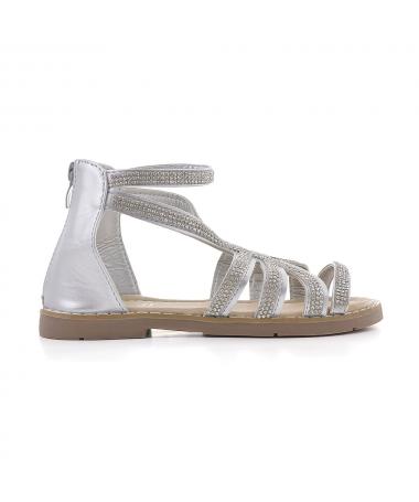 Sandale De Copii Barini Arginti - Trendmall.ro