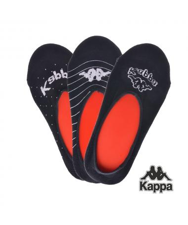 Set Talpici Kappa K6 Negri 3 Perechi - Trendmall.ro