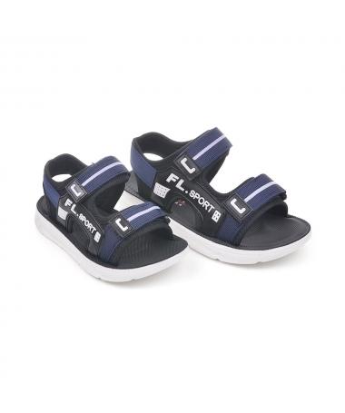 Sandale Sport De Copii Flort Albastre - Trendmall.ro