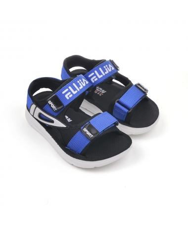 Sandale Sport De Copii Elija Albastru Deschis - Trendmall.ro