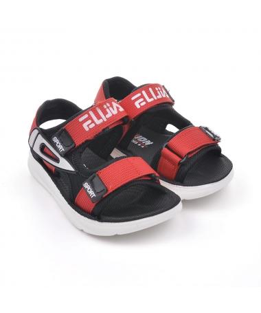 Sandale Sport De Copii Elija Rosii - Trendmall.ro