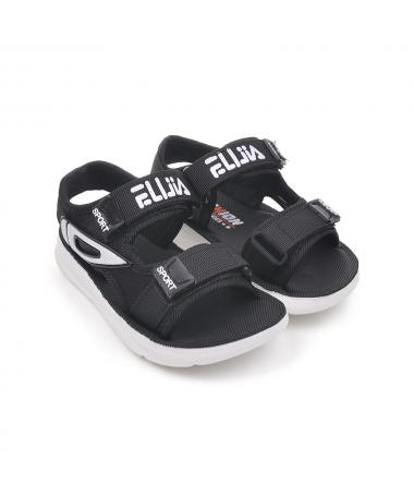 Sandale Sport De Copii Elija Negre - Trendmall.ro