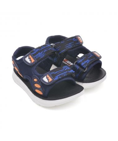 Sandale Sport De Copii Verno Albastre - Trendmall.ro