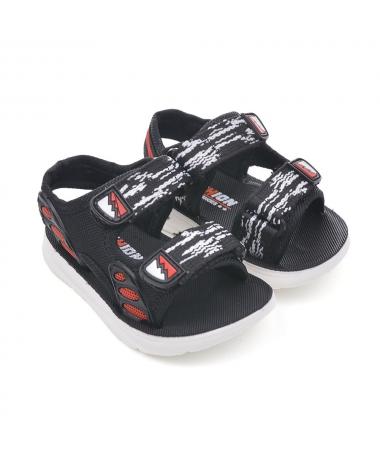 Sandale Sport De Copii Verno Negre - Trendmall.ro