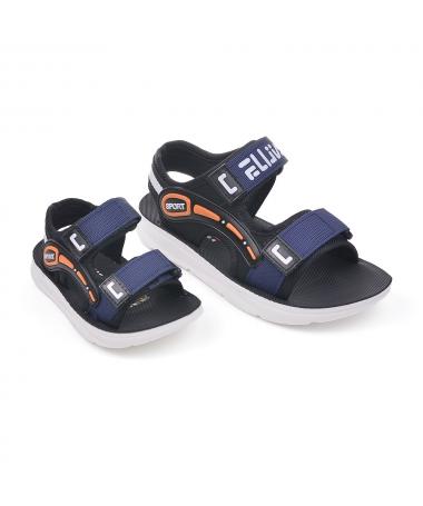 Sandale Sport De Copii Alini Albastre - Trendmall.ro