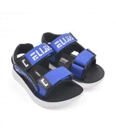 Sandale Sport De Copii Alini Albastru Deschis - Trendmall.ro