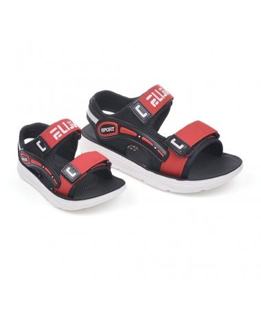 Sandale Sport De Copii Alini Rosii - Trendmall.ro
