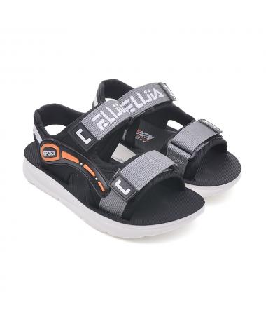 Sandale Sport De Copii Alini Gri - Trendmall.ro