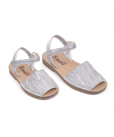 Sandale De Copii Degra Arginti - Trendmall.ro
