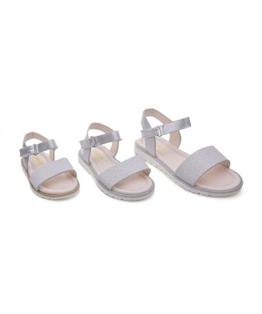 Sandale De Copii Terati Arginti - Trendmall.ro