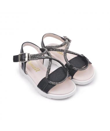 Sandale De Copii Small Negre - Trendmall.ro