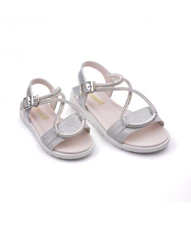 Sandale De Copii Small Arginti - Trendmall.ro