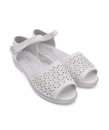Sandale De Copii Didin Albe - Trendmall.ro