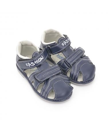 Sandale De Copii Adrio Albastre - Trendmall.ro