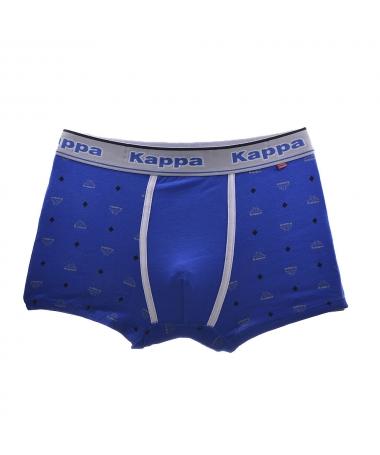 Boxeri De Barbati Kappa 93 Albastri - Trendmall.ro